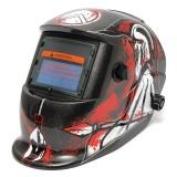 Beli Solar Auto Menjadi Gelap Welding Grinding Helmet Welder Arc Tig Mig Masker Warriors Intl Not Specified Online