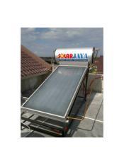 Solar Jaya 130 Liter Pemanas Air Tenaga Matahari / Solar Water Heater