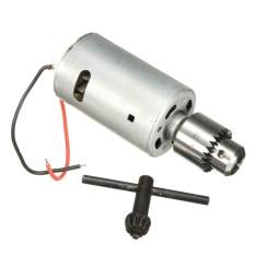 Review Toko Solid Diy Bor Listrik Bor Tangan 555 6 V 12 V Dc Motor Torsi Tinggi 12000 Rpm Buatan Rumah Intl