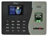 Jual Solution Mesin Absensi Fingerprint X104 Original
