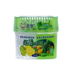 Lagu Xi + Double Effect Kulkas Fresh Deodorant (XG-622)-Intl