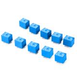 Spesifikasi Songle 10 Pcs 12 V Mini Daya Elektromagnetik Relay Spdt 10A Pcb Mount 5 Pin Kontrol Peralatan Rumah Tangga Bi084 Sz Terbaik