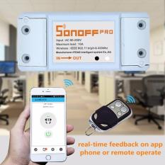 Sonoff Itead 433Mhz Rf Wifi Wireless Smart Home Switch Rf Receiver Remote Control Intl Promo Beli 1 Gratis 1