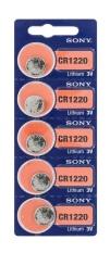 Spesifikasi Sony Baterai Kancing Cr1220 Sony