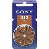 Iklan Sony Hearing Aid Battery Za 312 Pr 41 Putih
