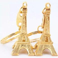 Harga Souvenir Pernikahan Gantungan Kunci Menara Paris Kemas Plastik Isi 100 Pcs Online