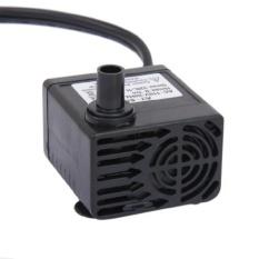 Khusus untuk Kepala 0.7 M AT/AC-808 Standar AS Steker Polaritas 110 V Tegangan 5 W mini Kecil Pump/pompa Submersible Hitam-Intl