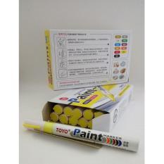 IRMIE STORE - Spidol Ban Toyo Marker Paint Original 100%