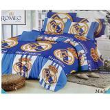 Spesifikasi Sprei Anak Real Madrid Romeo 100X200 Online