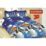Sprei Bonita 160X200 Blue Penguin Di Jawa Timur