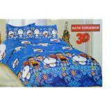 Model Sprei Bonita 180 X 200 Batik Doraemon Terbaru
