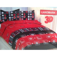 Review Pada Sprei Bonita 180X200 Landmark