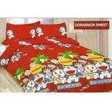 Sprei Bonita 180X200 Doraemon Sweet Bonita Disperse Diskon