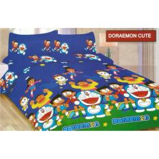 Sprei Bonita - Doraemon Cute Size King 180 x 200