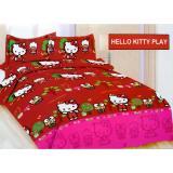 Spesifikasi Sprei Bonita Hello Kitty Play King 180×200 Yang Bagus