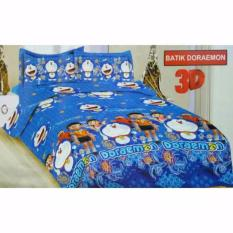 Jual Sprei Bonita King 180 X 200 Motif Batik Doraemon Niiya Collection Branded Original