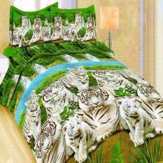 Katalog Sprei Bonita King 180 X 200 New White Tiger Terbaru