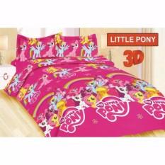 Jual Sprei Bonita No 1 180 X 200 King Size Motif Little Pony Branded Murah