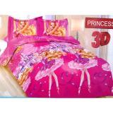 Jual Sprei Bonita Princess 3D King 180×200 Bonita Disperse Murah