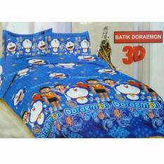 Spesifikasi Sprei Bonita Queen 160 X 200 Batik Doraemon Yang Bagus