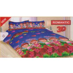 Review Toko Sprei Bonita Romantic