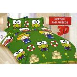 Jual Sprei Bonita Single Uk 120X200 Motif Keroppi And Friends Online Di Indonesia