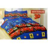 Iklan Sprei Bonita Terlaris King 180 Motif New Ferrari