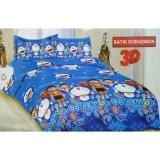 Harga Sprei Bonita Uk 180 X 200 Motif Batik Doraemon Online