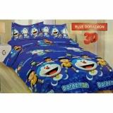 Promo Sprei Bonita Uk 180 X 200 Motif Blue Doraemon Di Jawa Barat