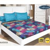 Review Terbaik Sprei California Motif Naraya Queen Size 160 X 200 Cm