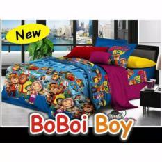 Spesifikasi Sprei Fata King 180 X 200 Boboi Boy Baru
