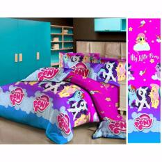 Miliki Segera Sprei Fata King 180 X 200 Little Pony