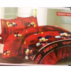Diskon Sprei Fata Single 120 X 200 Mickey Mouse Fata Jawa Tengah
