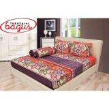 Jual Sprei Illusions King B2 Azele Branded Murah