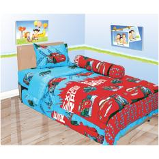 Jual Sprei Internal Single 120 Cars Satu Set