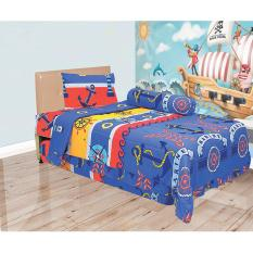 Sprei Internal Single 120 Marine Internal Diskon