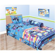 Sprei Internal Single 120 Stitch Murah