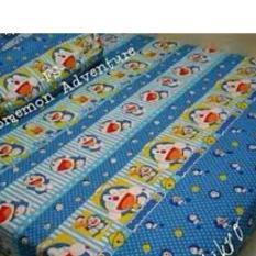 Jual Sprei Karakter Motif Doraemon New Single Jk Collection Asli