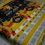 Sprei Karakter Motif Winnie The Pooh Ukuran180X200X20 Jawa Barat Diskon
