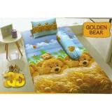 Diskon Sprei Kintakun D Luxe 120X200 Golden Bear Akhir Tahun