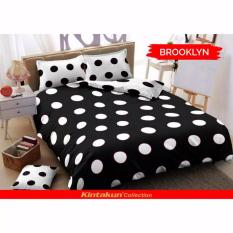 Harga Sprei Kintakun D Luxe King 180 X 200 Brooklyn New