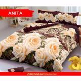 Katalog Sprei Kintakun D Luxe Queen 160 X 200 Anita Kintakun Terbaru
