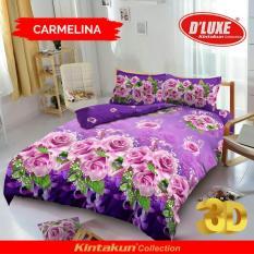 Review Sprei Kintakun D Luxe Uk 180X200 Motif Carmelina Hg