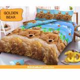 Tips Beli Sprei Kintakun D Luxe King 180 X 200 Golden Bear