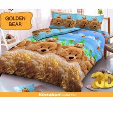 Toko Sprei Kintakun D Luxe King 180 X 200 Golden Bear Terlengkap Di Jawa Tengah