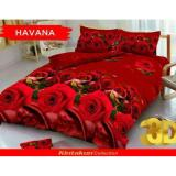 Review Sprei Kintakun D Luxe Queen 160 X 200 Havana