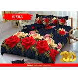 Review Sprei Kintakun Dluxe Uk 180X200 Motif Siena Indonesia
