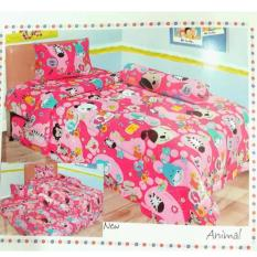 Beli Sprei Lady Rose 120X200 Animal Indonesia