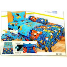 Jual Sprei Lady Rose 120X200 Nemo Branded Original