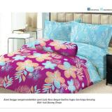 Spek Sprei Lady Rose 160X200 Essly Lady Rose